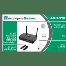Starter pack: Houseper Green 4G