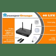 Starter pack: Houseper Orange 4G