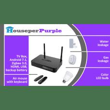 Starter pack: Houseper Purple