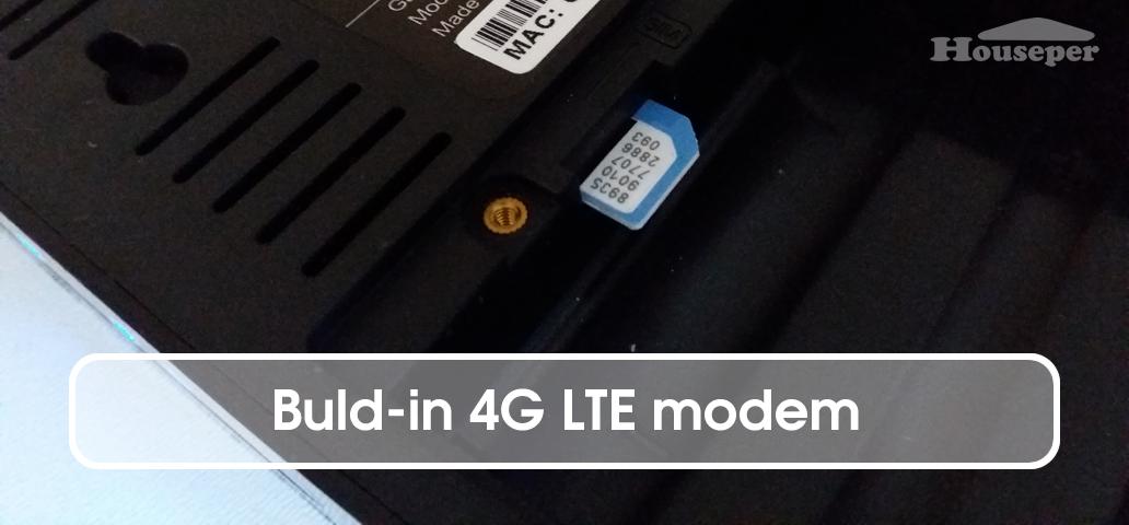 Houseper 4G LTE Modem